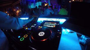 Party am Abiball