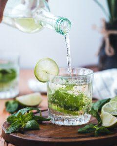 Cocktails mit Genuss