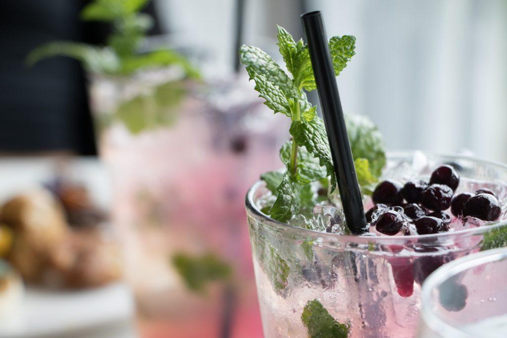 Cocktails auf der Burg Blankenstein